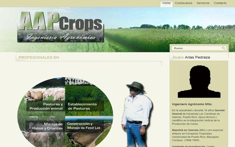 Aapcrops | Ingeniería Agronómica