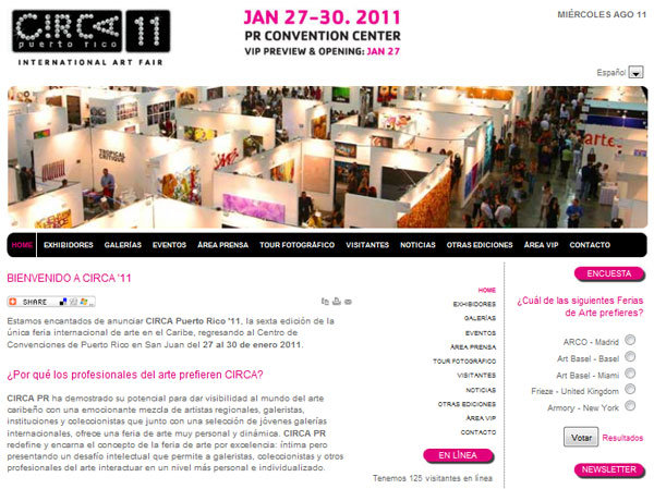 Circa | Feria de Arte