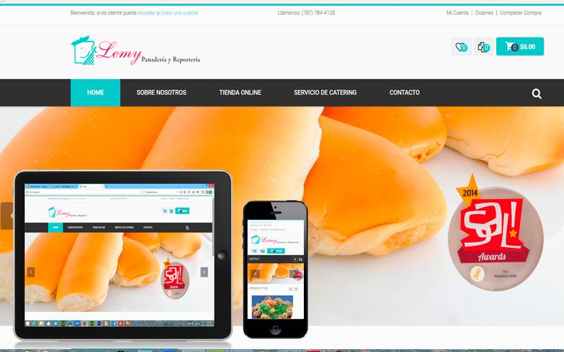 Panadería Lemy