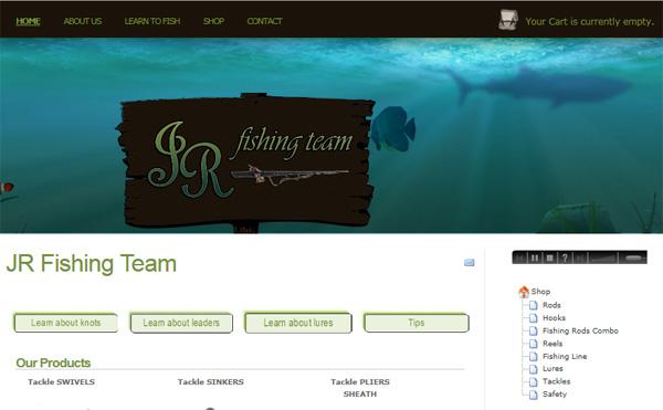 JR Fishing