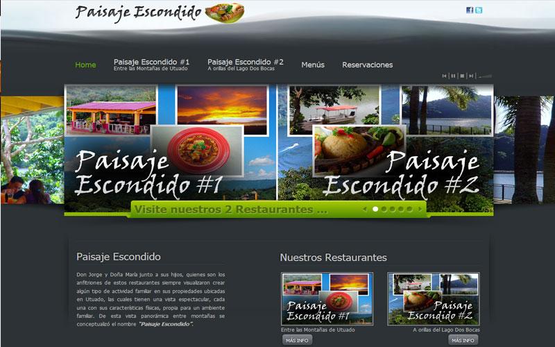 Paisaje Escondido | Restaurante