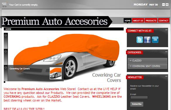 Premium Auto Accesories