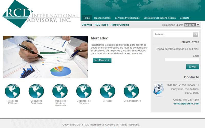 RCD International Advisory