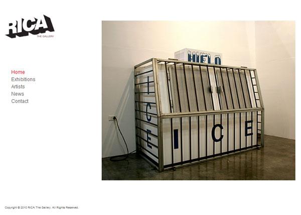 Rica the Gallery | Galería de Arte