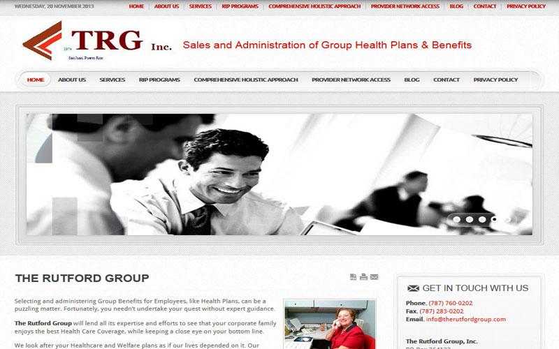 The Rutford Group | Seguros