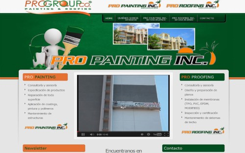 Progroup | Techados y Pintura
