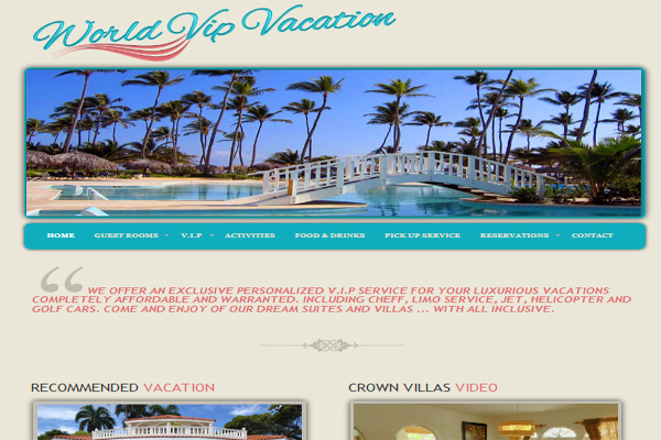 World VIP Vacation